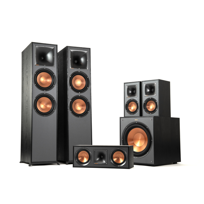 R-820F 5.1 HOME THEATER PACK