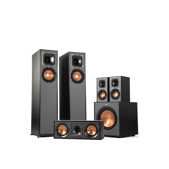 R-610F 5.1 HOME THEATER PACK